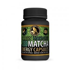 CBD Matcha Energy Capsules