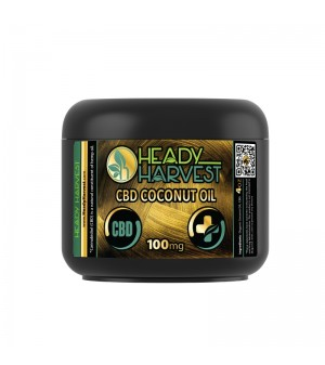 CBD Coconut Lotion
